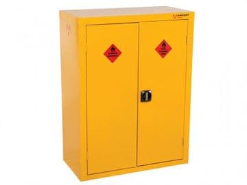 SafeStor Hazardous Floor Cupboard 900 x 460 x 1200mm
